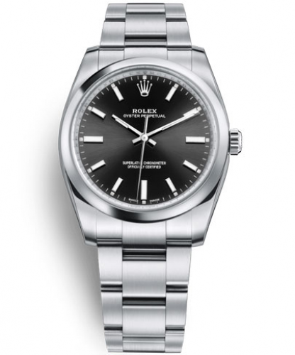 Oyster Perpetual 34 (Oystersteel)