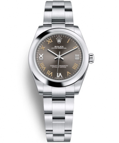 Oyster Perpetual 31 (Oystersteel)