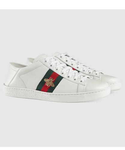 Ace leather low top sneaker